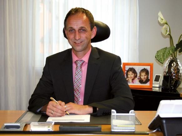 Erster Bürgermeister Winkelhaids Michael Schmidt